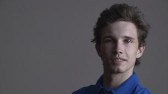 Christian Lundgaard debuterer hos Alpine Academy