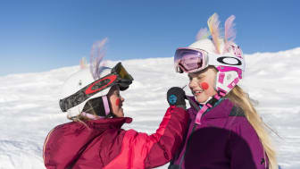 EASTER ON THE SCANDINAVIAN SLOPES