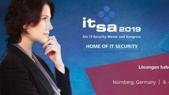 Treffen Sie uns auf der international führenden IT-Security-Fachmesse