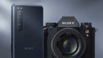Xperia 5 II_Camera_Main_blue_16_9
