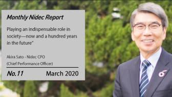 Monthly Nidec Report - Nidec's CSR