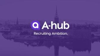 Rekrytering och bemanningsföretaget A-hub fortsätter expansionen av nya kontor i Sverige - söker franchisetagare!