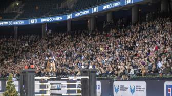 Ryttare, publik och artister kan se fram emot en riktig hästfest i februari. Foto: Roland Thunholm