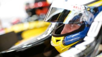 Halda teams up with F1-driver