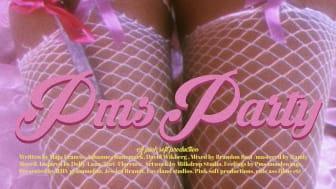 """""""PMS Party"""" - Maja Francis tillbaka med ny singel. Lyssna här."""