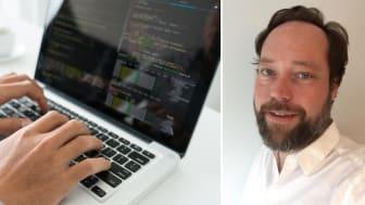 Foto venstre: Adobe Stock. Avbildet høyre: Olav Slettahjell, foto: Noroff Education