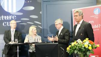 Pressinbjudan – Venture Cup paneldebatt 2011