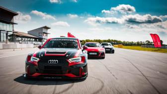Audi RS 3 LMS (foto Mhapho)