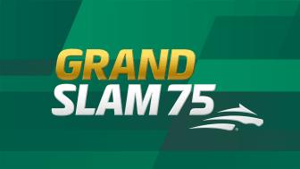 Kommande nyheter Grand Slam 75®: Butiksandelar på atg.se och spela endast för sju rätt