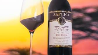 NYHET! Kraftfullt rött från Sydafrika - bäst prisad 1-liters butelj!