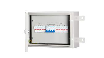 Power distribution 5 SSO