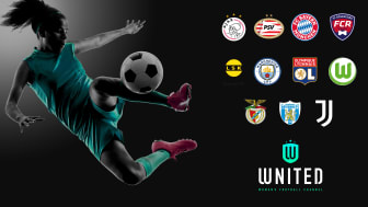 Wnited and Red Bee Live Stream UEFA Women's Champions League Matches World-Wide in December