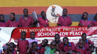 The project aims to stem the escalation of youth violence in the country — Photo credit: NVPF