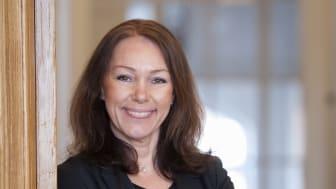 Christina Garsten ny SCAS-föreståndare. Foto: Eva Dalin/Stockholms universitet