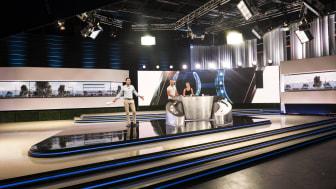 Världens bästa travupplevelse i TV4 – med unik teknik