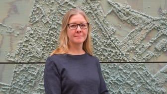 Therese Borg, Sverigedemokraternas gruppledare i Region Skånes kulturnämnd.