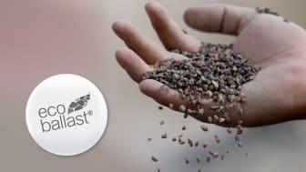Swerock lanserar ECO-Ballast för ett hållbart byggande