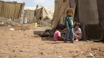 SOS Barnbyar och Max i samarbete när katastrofinsatsen till Syrien utökas