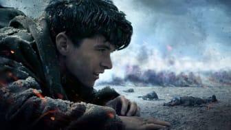 Christopher Nolans episke stjernespækkede Oscarbelønnede krigsdrama Dunkirk kommer på C More