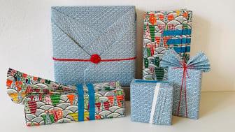 Gör din gåva till en lika stor glädje att få som att öppna.