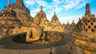 Indonesia: The Borobudur Temple