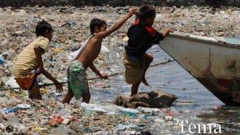 Plast och smältande isar – nya hot mot våra hav