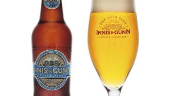 Innis & Gunn återskapar eklagrad India Pale Ale