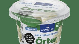 Norrmejerier Lätt Créme Fraiche örter.png