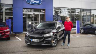Ford - předání Mach E Pardubice _53