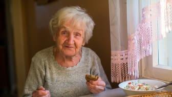 Nytt måltidsprojekt ska öka energin hos äldre