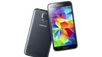 Samsung Galaxy S5 vihdoin kaupoissa
