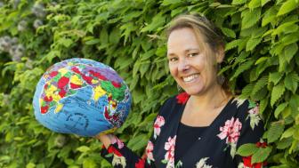 Riksbyggens Charlotta Szczepanowski ny ordförande för NMC, Nätverket för Hållbart Näringsliv