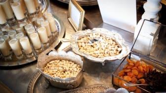 Rawfood ger energi till våra gäster