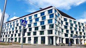 •EcoStruxure Building-ratkaisuilla kiinteistön olosuhteita hallitaan reaaliaikaisesti. Kuva: Kesko