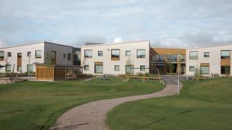Baggeboskolan nominerad till Årets bygge