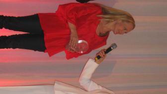 Volontärbyråns volontärdag vinnare av Gyllene Hjulet för bästa personalaktivitet