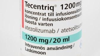 Positiva överlevnadsdata för immunterapi vid småcellig lungcancer