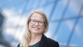 Kathinka Rudlang CFO for Telenor Danmark pr. 1. oktober 2021.