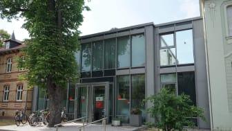 Im Sparkassentreff 1a in Sömmerda begrüßt die Sparkasse am Freitag die erfolgreichen Nachwuchs-Mathematiker des Landkreises.