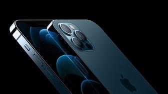 iPhone 12 Pro indtager førstepladsen over mest solgte mobiler hos teleselskabet 3 i januar måned.