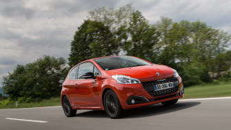 Sverigepremiär för nya Peugeot 208 - en stor spelare i småbilsklassen