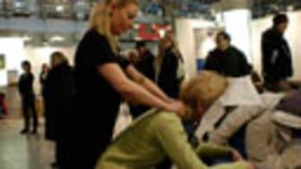 Hälsodagar i Nordstan 28-31 Januari 2010