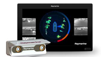 Raymarine DockSense™assisted docking system