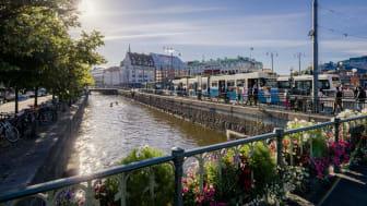 750 internationella naturresearrangörer och journalister kommer till Adventure Travel World Summit i Göteborg. Foto:  Anders Wester