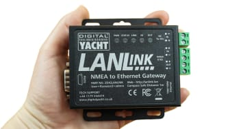Lancement du LANLink de Digital Yacht