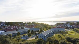 Inflyttning i 68 hyresrätter i Stora Höga