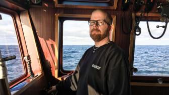 Svend Bech Poulsen, skibsfører, 'Esvagt Charlie' og netop indtrådt i ESVAGT's bestyrelse som medarbejderrepræsentant.