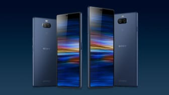 Sony's new Xperia 10 and 10 Plus brings 21:9 wide display to the super mid-range line