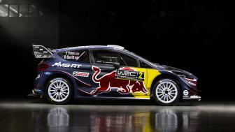 Ford Fiesta WRC.