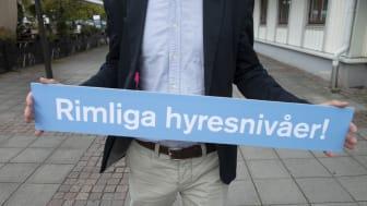 De första uppgörelserna gällande nästa års hyror är nu klara i Göteborgsregionen.